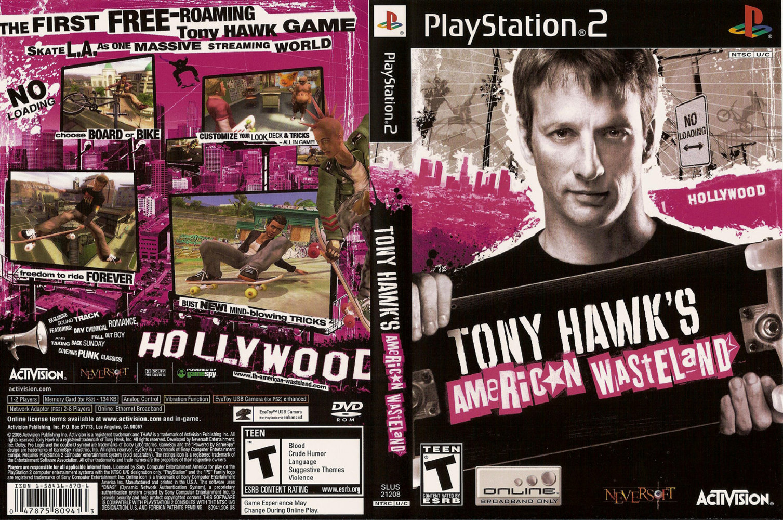Tony Hawk´s American Wasteland